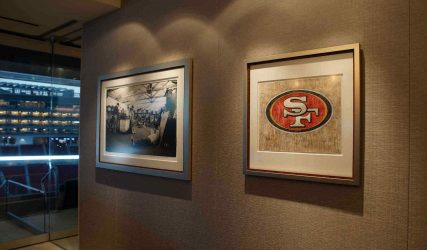 San Francisco 49ers Suites